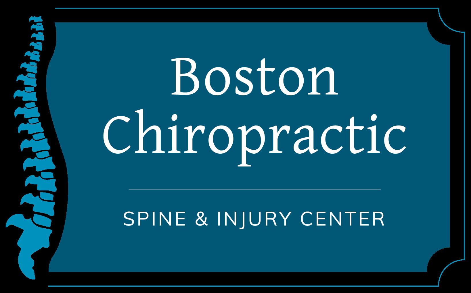 Boston Chiropractice Spine & Injury Center Logo